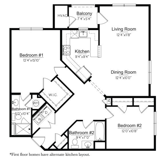 Westchester Floorplan