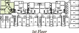 Westchester first floor